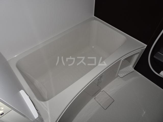 AXIA 八熊 403号室の風呂