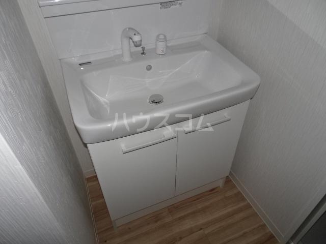 AXIA 八熊 403号室の洗面所