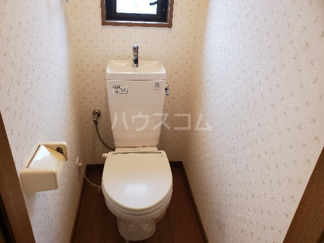 コーポ折戸のトイレ