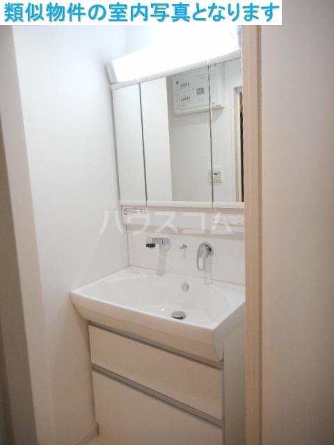 モンテーニュ名駅 401号室の洗面所