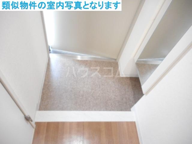 モンテーニュ名駅 401号室の玄関