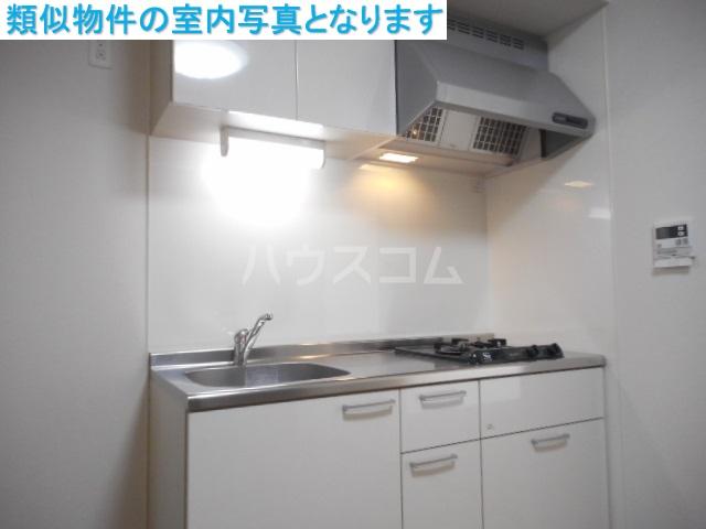 モンテーニュ名駅 401号室のキッチン