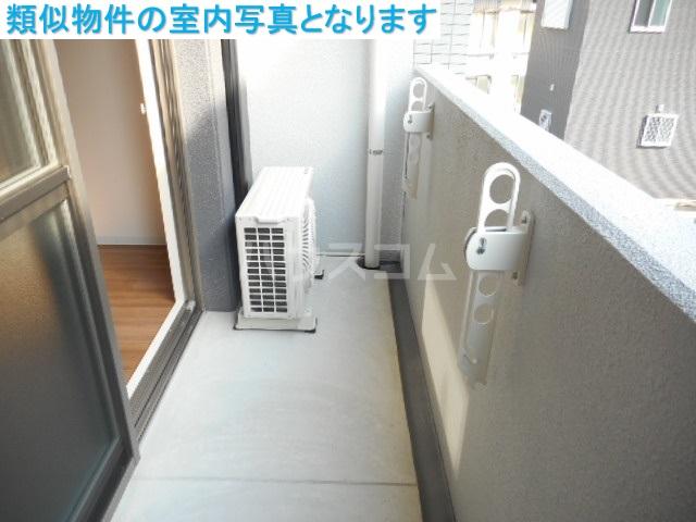 モンテーニュ名駅 903号室のバルコニー