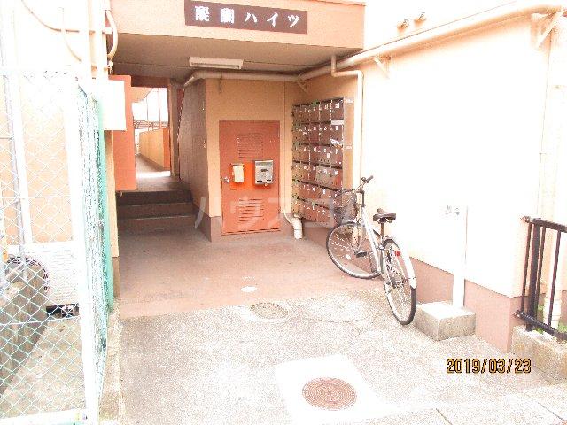 醍醐ハイツ 105号室のエントランス