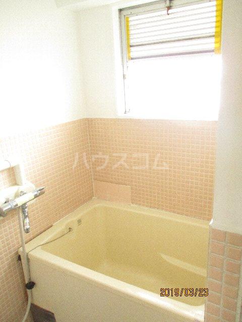 醍醐ハイツ 105号室の風呂