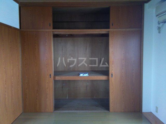 ガウディ割塚 153号室の収納