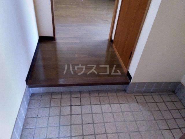 ガウディ割塚 153号室の玄関