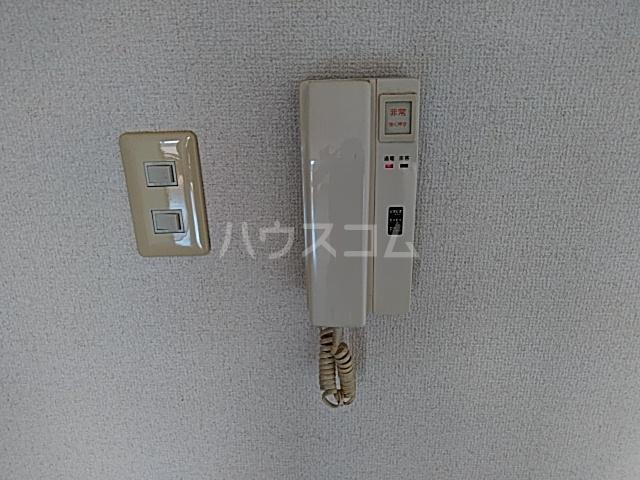 グリ-ンヒルJ&J 203号室のセキュリティ
