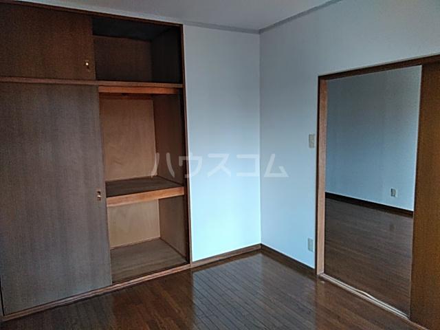 グリ-ンヒルJ&J 203号室のベッドルーム
