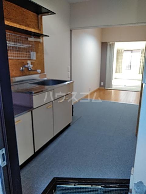 楠荘 3号室のキッチン