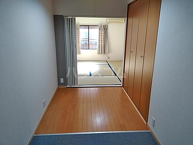 楠荘 3号室のリビング