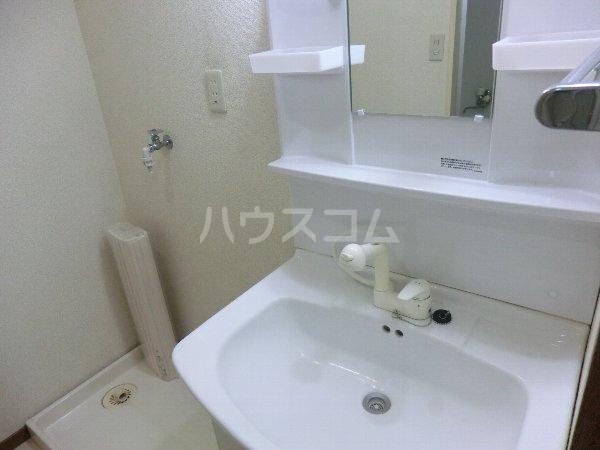 ビューラー樋田 102号室の洗面所