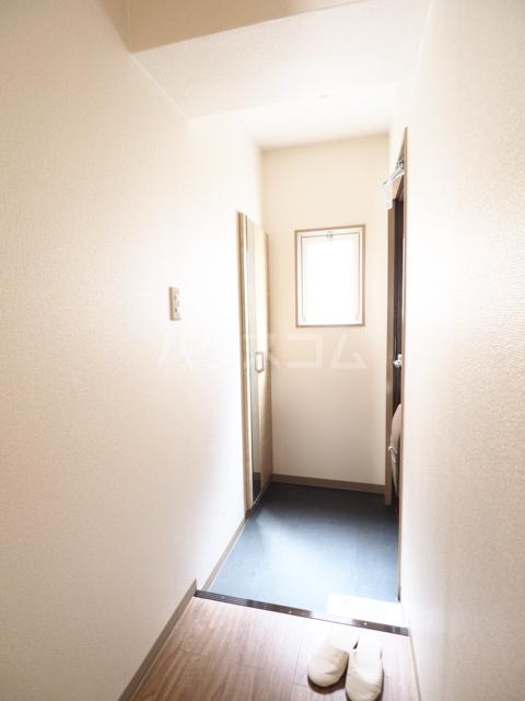 メゾン木村 308号室の玄関