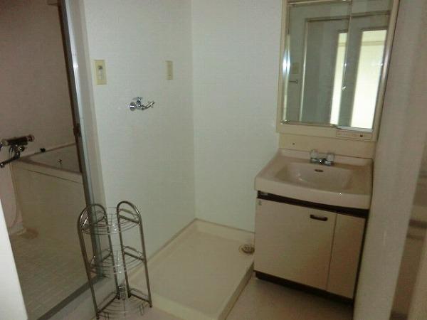 セジュールヒロ 301号室の洗面所