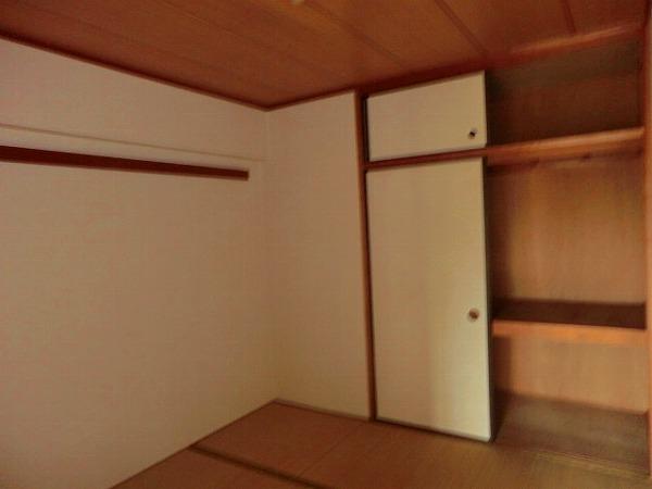 セジュールヒロ 301号室の収納