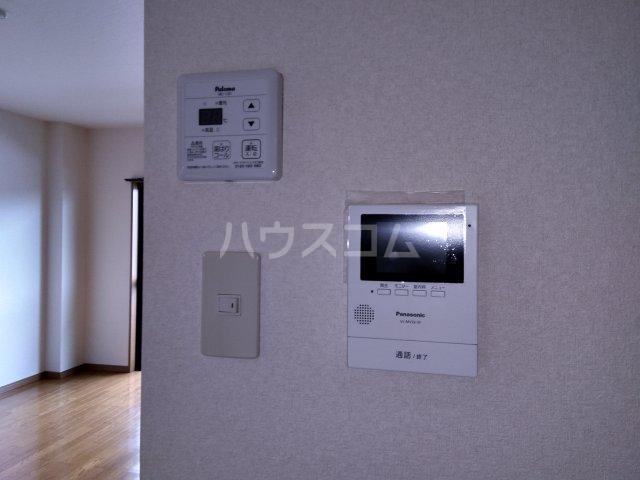 サンシャイン松河 302号室のセキュリティ