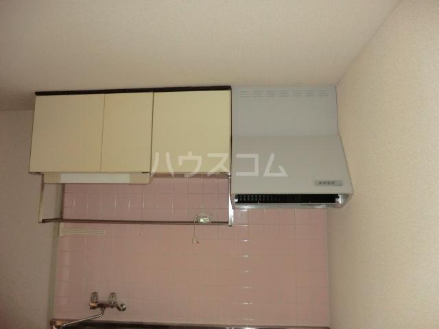 クラウンハイツ 301号室のキッチン