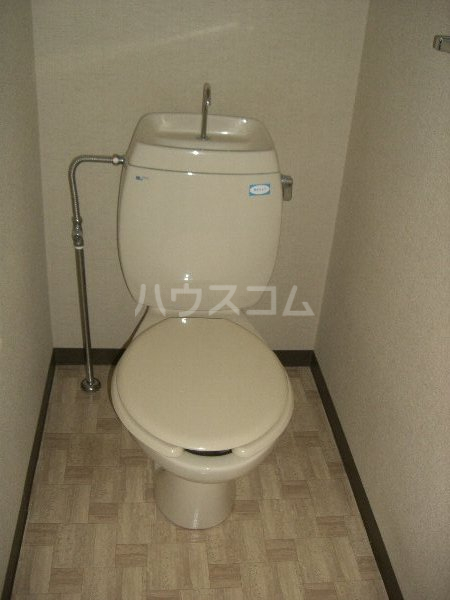 メゾンイチムラ 101号室のトイレ