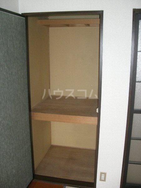 メゾンイチムラ 101号室の収納