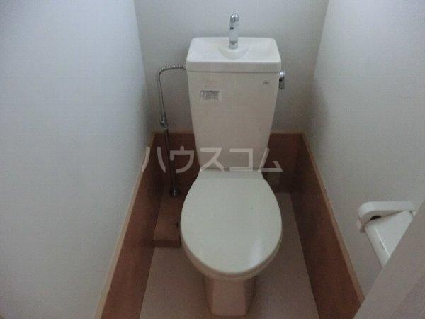 コーポ松栄 201号室のトイレ