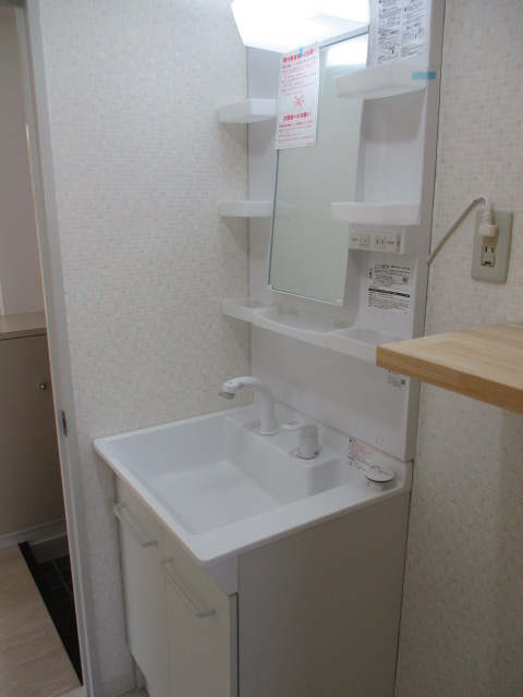 サンハイツ柏原 305号室の洗面所