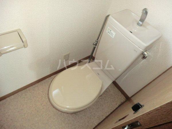 ガウディ田酉 2B号室のトイレ