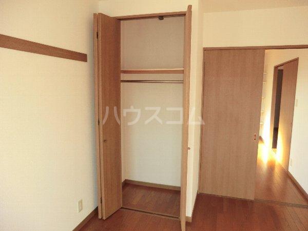 ガウディ田酉 2B号室の収納