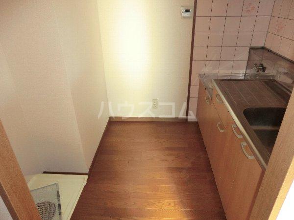 ガウディ田酉 2B号室のキッチン