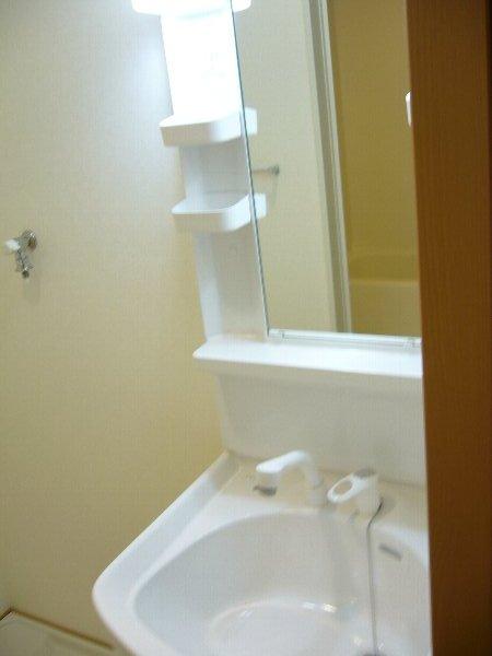Pastoral 103号室の洗面所