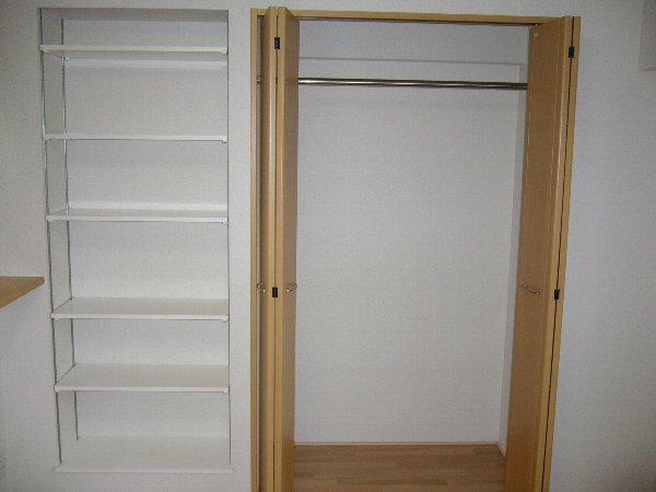 Pastoral 103号室の収納