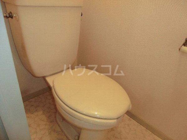 グリーンハイツ春日井 202号室のトイレ
