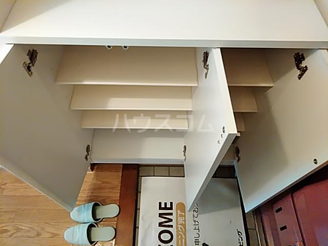 ロイヤルハウス喜多山 202号室の収納
