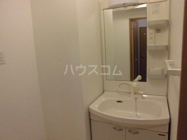 アヴニール 205号室の洗面所
