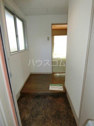 第2サンハイツ戸崎 101号室の玄関