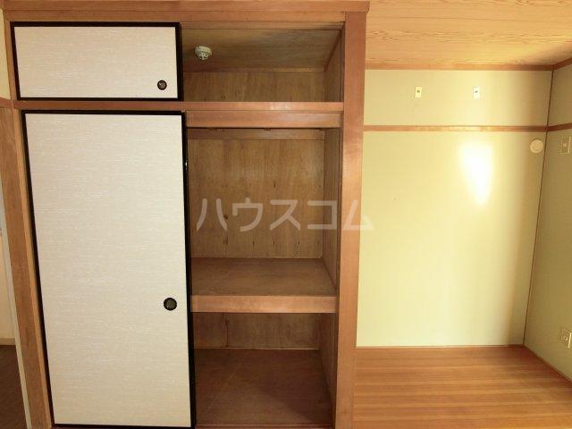 第2サンハイツ戸崎 101号室の収納