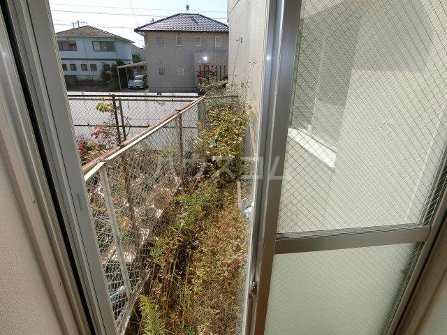 第2サンハイツ戸崎 101号室の庭