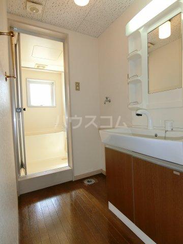 第2サンハイツ戸崎 101号室の洗面所
