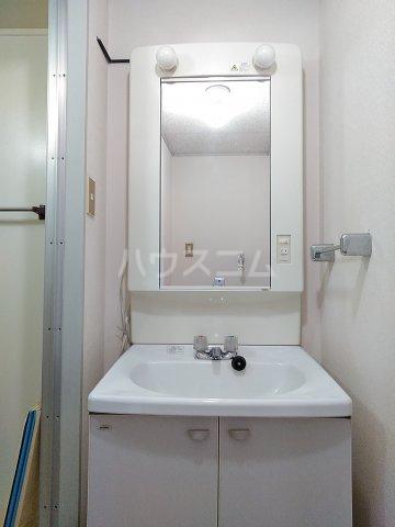 トリヴァンベール小木曽 302号室の洗面所