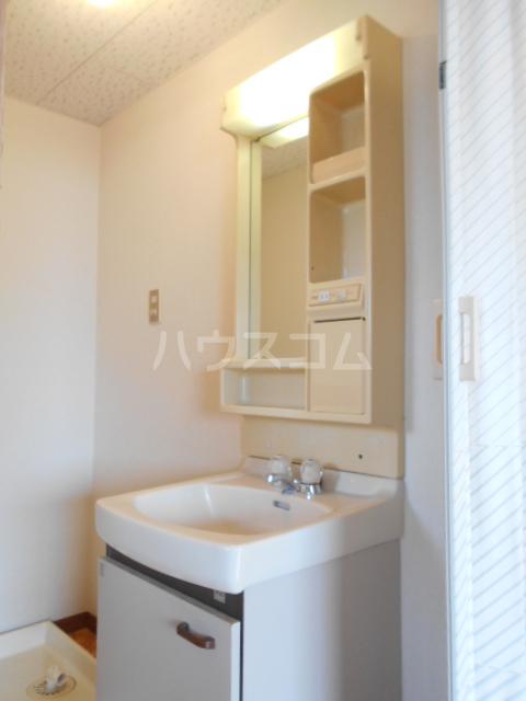 第1サンハイツ戸崎 205号室の洗面所