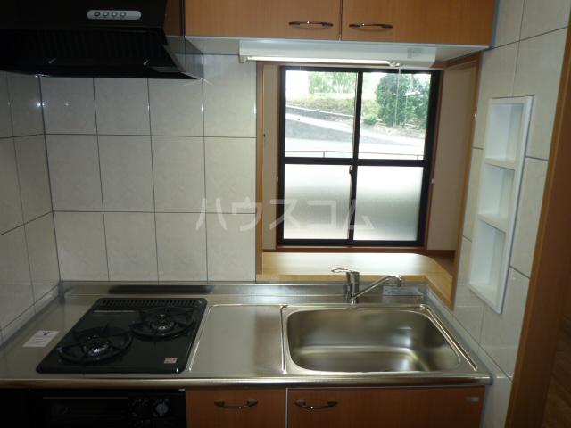 ベル・クオレ 303号室のキッチン