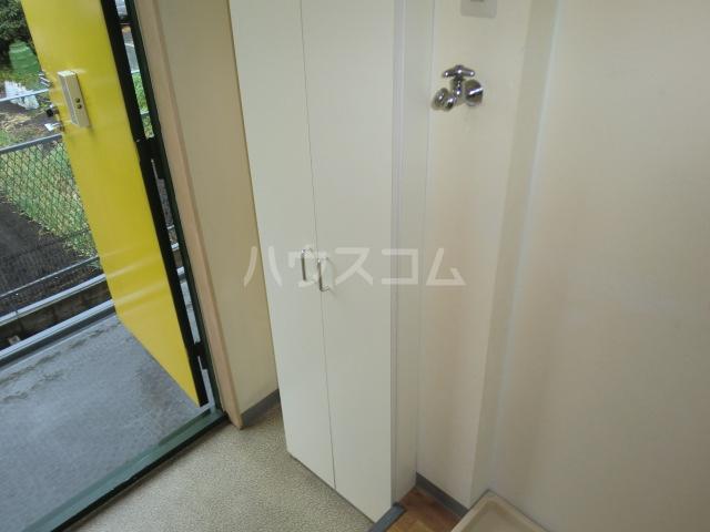 ルミエール野村 103号室の玄関
