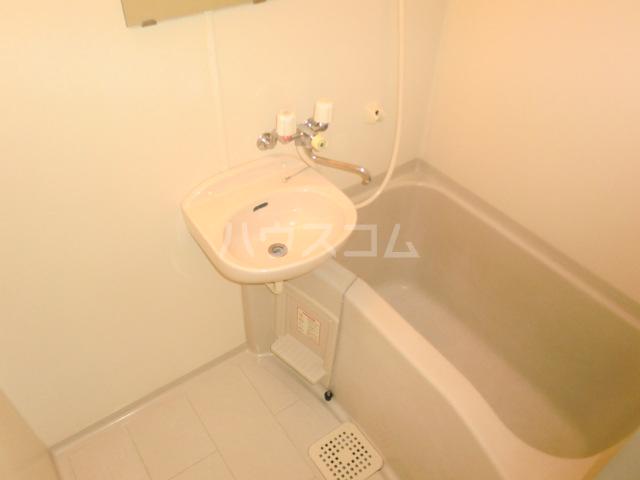 ルミエール野村 205号室の洗面所
