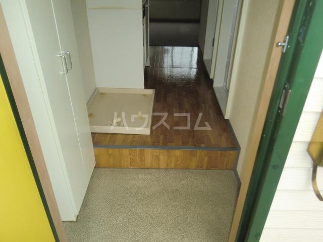 ルミエール野村 205号室の玄関