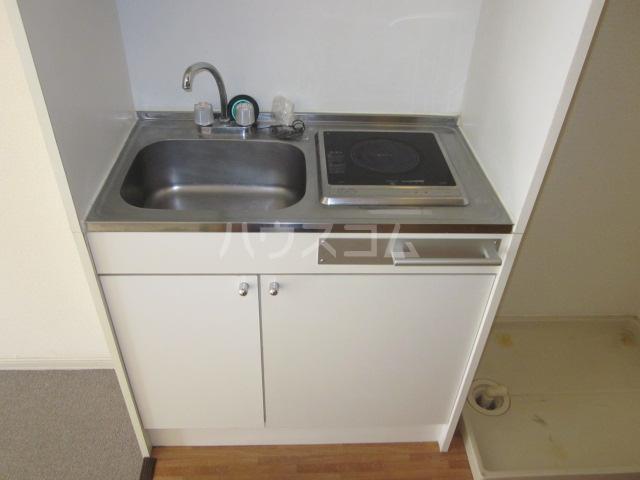 いずみⅡ 103号室のキッチン