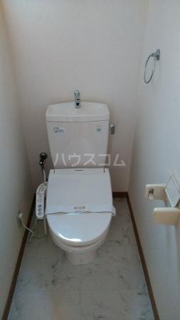 カーサ石原瀬Ⅲのトイレ