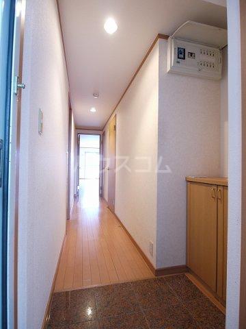 エクラ ときわⅠ 1B号室の玄関