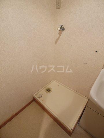 エクラ ときわⅠ 1B号室の洗面所