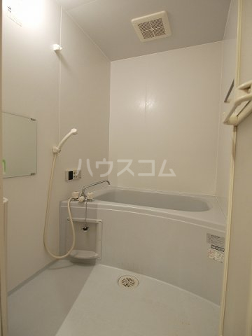 エクラ ときわⅠ 1B号室の風呂