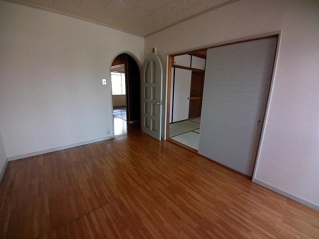 山久ビル 105号室の居室