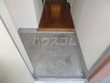 コーポアイランド 103号室の玄関